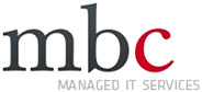 MBC Logo, provider of cloud services