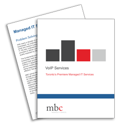 VoIP Services, next generation phone solutions  MBC Managed IT