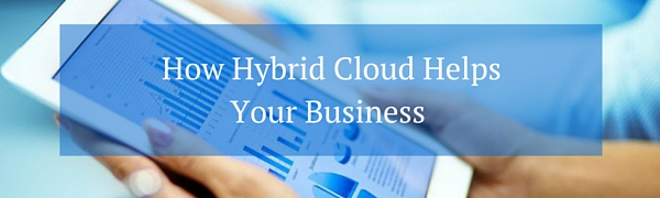 hybrid cloud helps your business