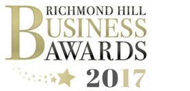 MBC Finalist in the 2017 Richmond Hill Board of Trade Business Awards
