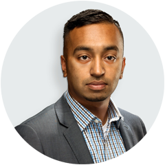 Tauseef (Taz) Khan, Senior Account Manager