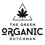 the green organic dutchman thumbnail logo