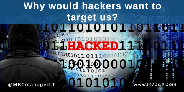 Image of Hacked with numbers