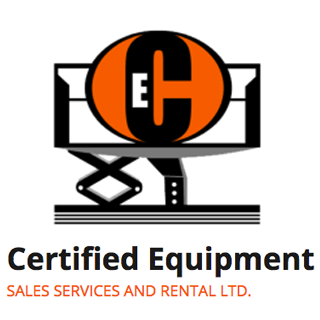 Certified Equipment Logo