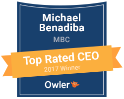 2017 Top Rated CEO