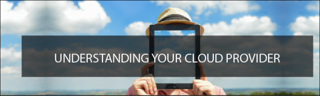 understanding cloud providers