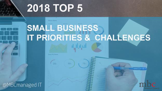 5 Top Priorities