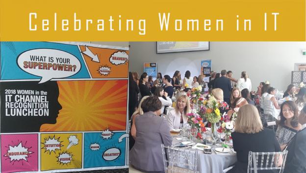 Celebrating Women in IT