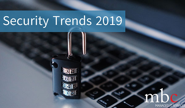 Security Trends 2019