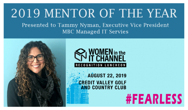 Mentor of the Year | Tammy Nyman