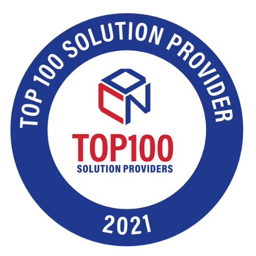 Top 100 solution providers 2021