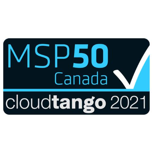MSP50 Canada- cloudtango 2021